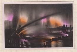9AL1719 VERSAILLES FETE DE NUIT GRANDES EAUX LUMINEUSES 2 SCANS - Versailles (Kasteel)