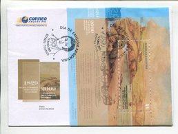 CREACIÓN ISLAS MALVINAS CABO DE HORNOS. ARGENTINA AÑO 2009 SOBRE PRIMER DÍA, ENVELOPE FDC -LILHU - Falkland Islands
