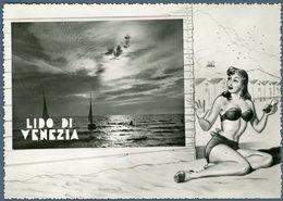 °°° Cartolina - Lido Di Venezia Viaggiata °°° - Venezia (Venice)