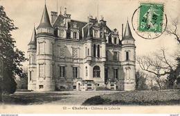 D36  CHABRIS  Chateau De Laborde    .........   (Ref D237) - Francia