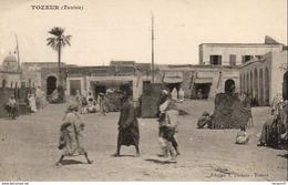 TUNISIE  TOZEUR  Le Marché - Tunesië
