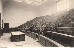 D78  GRIGNON  Ecole Nationale D'Agriculture - L'Amphithéatre .............( - Grignon