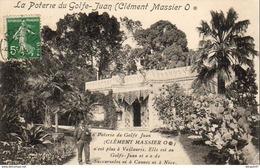 D06  LA POTERIE DU GOLFE JUAN ( Clément Massier )  ............... - Ambachten