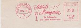 Wine - Schloss Königstein - Vins & Alcools