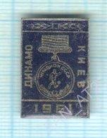 USSR / Badge / Soviet Union / UKRAINE / Football. FC Dynamo Kiev Is The Champion Of 1961. - Football