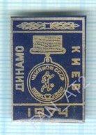 USSR / Badge / Soviet Union / UKRAINE / Football. FC Dynamo Kiev Is The Champion Of 1974. - Football