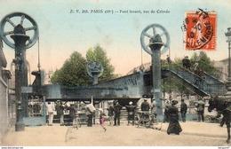 D75  PARIS XIX ème Pont Levant Rue De Crimée - Arrondissement: 19