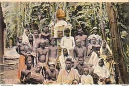 JAMAICA  Cooling God - Jamaïque