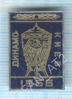 USSR / Badge / Soviet Union / UKRAINE / Football. FC Dynamo Kiev. Cup 1966. - Football