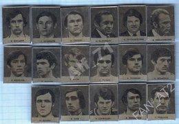 USSR / Badges / Soviet Union / UKRAINE / Football. FC Dynamo Kiev City Team. Footballers. Trainers 1975 - Football