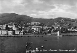 RIVIERA DEI FIORI - SAN REMO - PANORAMA PARRIALE - San Remo