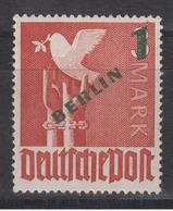 BERLIN 1949 - Michel Nr. 67 MNH** Postfrisch GEPRÜFT SCHLEGEL - Ungebraucht