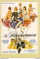 AFFICHES  La Mémoire Du Cinéma- Les Parisiennes- 1961  ... - Affiches Sur Carte