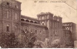 LIBAN  BEYROUTH  Université Saint Joseph - Lebanon