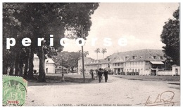 Cayenne  La  Place D'Armes - Cayenne