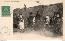 HAUTE GUINÉE  Le Marché De Beyla      ..........  Très Bon état - French Guinea
