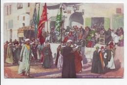 Procession Of The Holy Carpet, Cairo- Tuck Oilette 7204 - Cairo
