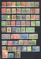 Lot Island Gestempelt Ab Klassik Bis Ca. 1945 - Collections, Lots & Séries