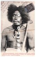 Nouvelle Calédonie   Guerrier Calédonien - Nouvelle Calédonie