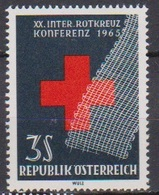 Österreich 1965 Nr.1195 ** Postfr. 20Jahre Intern, Rotkreuzkonferenz, Wien ( 8745) Günstige Versandkosten - 1961-70 Ungebraucht