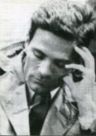 PIER PAOLO PASOLINI, EL CUENCO DE PLATA ARGENTINA POSTAL PUBLICIDAD CIRCA 2000's NON CIRCULE -LILHU - Escritores