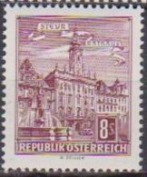 Österreich 1965 Nr.1194 ** Postfr. Rathaus Steyr ( 8746) Günstige Versandkosten - 1961-70 Ungebraucht
