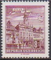 Österreich 1965 Nr.1194 ** Postfr. Rathaus Steyr ( 8747) Günstige Versandkosten - 1961-70 Ungebraucht