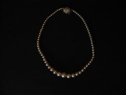 Ein-Reihige Perlenkette (774) - Halsketten