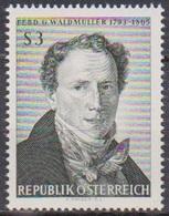 Österreich 1965 Nr.1193 ** Postfr. 100.Todestag Ferdinand Georg Waldmüller ( 8754) Günstige Versandkosten - 1961-70 Ungebraucht