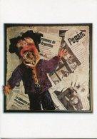 """""""SOBREDOSIS"""" TECNICA MIXTA GUILLERMO SPOLTORE POSTAL PUBLICIDAD ARGENTINA CIRCA 2000's NON CIRCULE -LILHU - Pintura & Cuadros"""