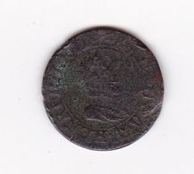 PL 9) 12 > Henri IIII Double Tournois 1610 - 1589-1610 Henri IV Le Vert-Galant
