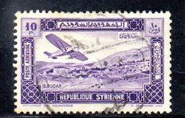 APR1907 - SYRIA SIRIA 1934, Posta Aerea N.  65  Usato (2380A) - Syria (1919-1945)