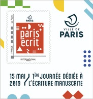 France 2019 Collector 1530 Exemplaires International Paris'écrit MNH / Neuf** - France