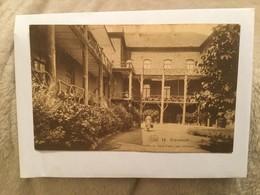 GERAARDSBERGEN 1926 GRAMMONT  INSTITUT DU SACRE COEUR  COUR INTERIEURE - Geraardsbergen