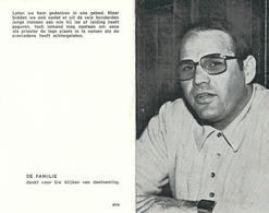 Doodsprentje Van Paul DELACOURT- Verbondsaalmoezenier V.V.K.S.- Leraar College MERELBEKE- ) Sint-Niklaas 1971- 34 Jaar - Religion & Esotérisme