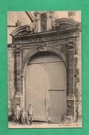 51 Marne Chalons Sur Marne Ancienne Porte Du Couvent Des Cordeliers - Châlons-sur-Marne