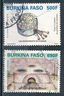 °°° BURKINA FASO - MI N°1958/59 - 2012 °°° - Burkina Faso (1984-...)