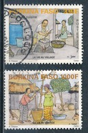 °°° BURKINA FASO - MI 1965/67 - 2012 °°° - Burkina Faso (1984-...)