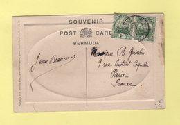 Bermudes - Carte Postale Destination France - Hamilton - Bermudes