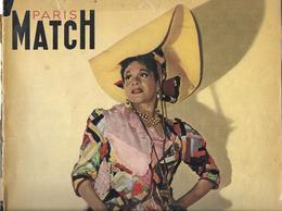 Paris-Match N°2 - 1 Avril 1949 - Informaciones Generales