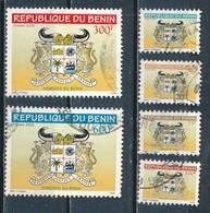 °°° BENIN - Y&T N°1029/32/33/35 - 2008 °°° - Benin – Dahomey (1960-...)