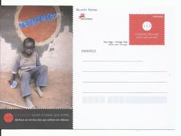 Portugal 2007 - Postal Stationery 60 Years Help The Church That Suffers - Postwaardestukken