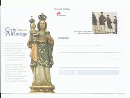 Portugal 2007 - Postal Stationery 500 Years Our Lady Of Customs - Postwaardestukken