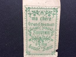SOUVENIR Ma Chère Grand Maman   A Ma Bonne Soeur - Non Classés