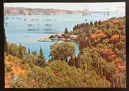 "CORFU - CORFOU - The Picturesque Little Harbor ""Couloura"" - Greece - Vg - Grecia"