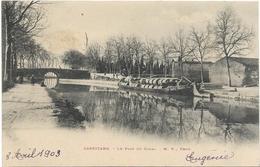 4011 - CAPESTANG - Le Port Du Canal - Capestang