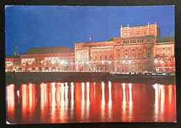 STOCKHOLM - Sverige - Gustav Adolfs Torg Och Kungl. Operan - Opera VG - Svezia