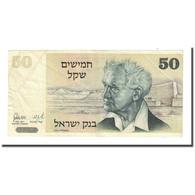 Billet, Israel, 50 Sheqalim, 1978, KM:46a, TB - Israel