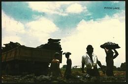 Trinidad  -  Pitch Lake  -  Asphalt-See  -  Ansichtskarte Ca.1983    (11405) - Trinidad