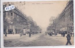 PARIS XIII- AVENUE DES GOBELINS- 4740 ELD - Arrondissement: 13